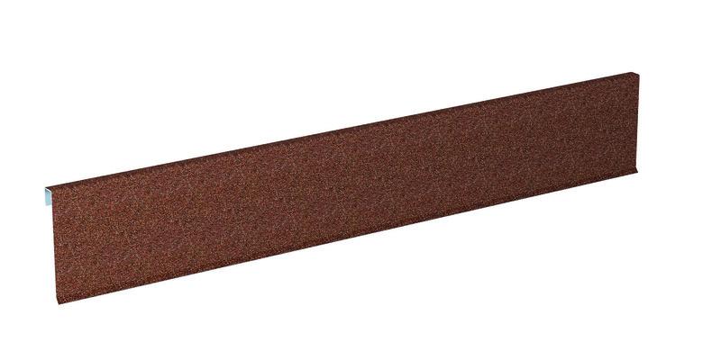 Štítová lišta 1100 výška 180 mm