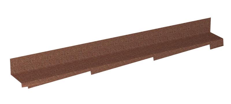 Lem zdi profilovaný DIAMANT pravý výška 100 mm