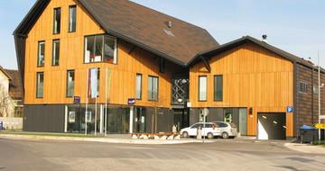 CEDAR - CHESTNUT COMBINATION, IG HEALTH CENTER, SLOVENIA