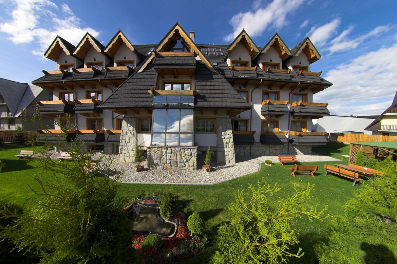 GERARD® Šindel Antracitová Hotel, Zakopane, Poland Hotel, Zakopane, Poland
