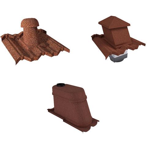 Sanitární ventilační průduchy
