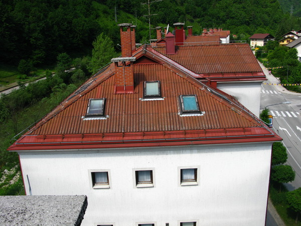 Slovinsko, předtím