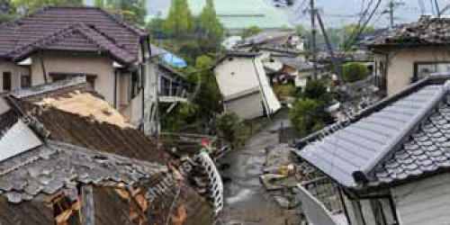 Lehká a odolná proti zemětřesení