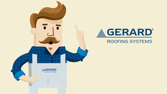 Střešní systémy Gerard – Střechy připravené na změny klimatu